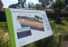 Stormwater harvest & re-use