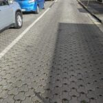 Hillview Road, Netherby - permeable paving. Image: Water Sensitive SA