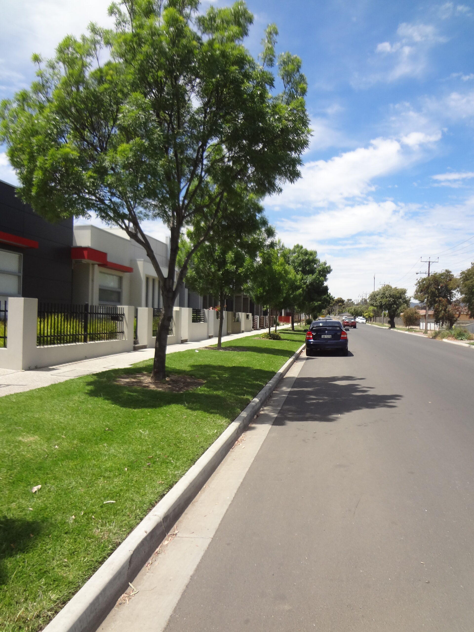 Redward Avenue, Lightsview - stormwater harvesting and re-use