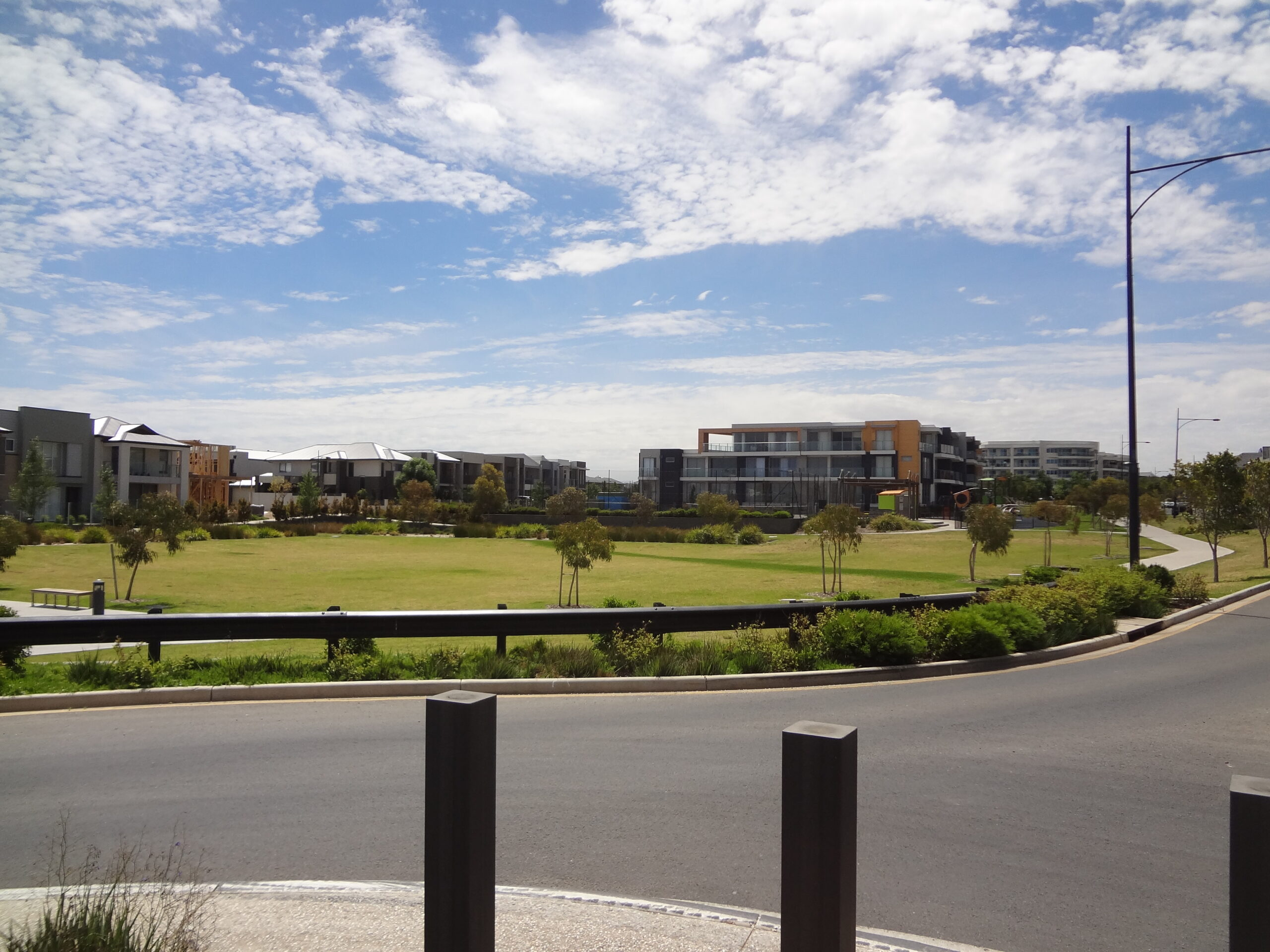 Waterford Circuit, Lightsview - stormwater harvesting and re-use
