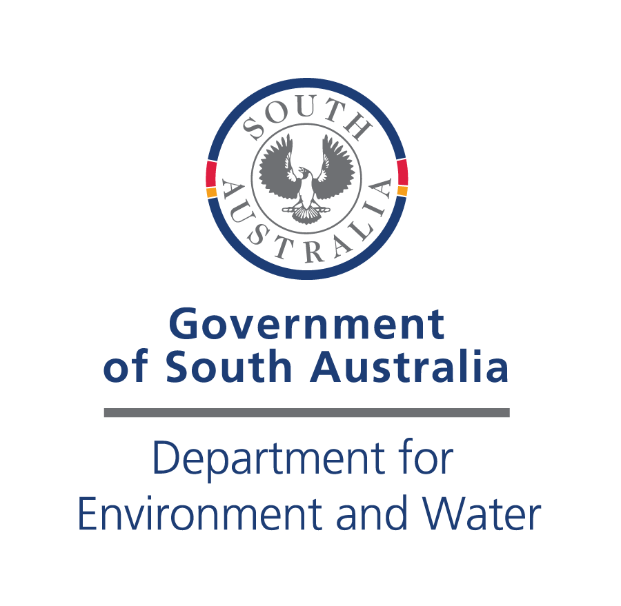 Department for Environment and Water logo