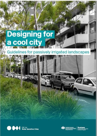 Designing for a cool city guidelines- CRCWSC - image
