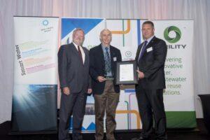 Dr Peter Dillon WIA award