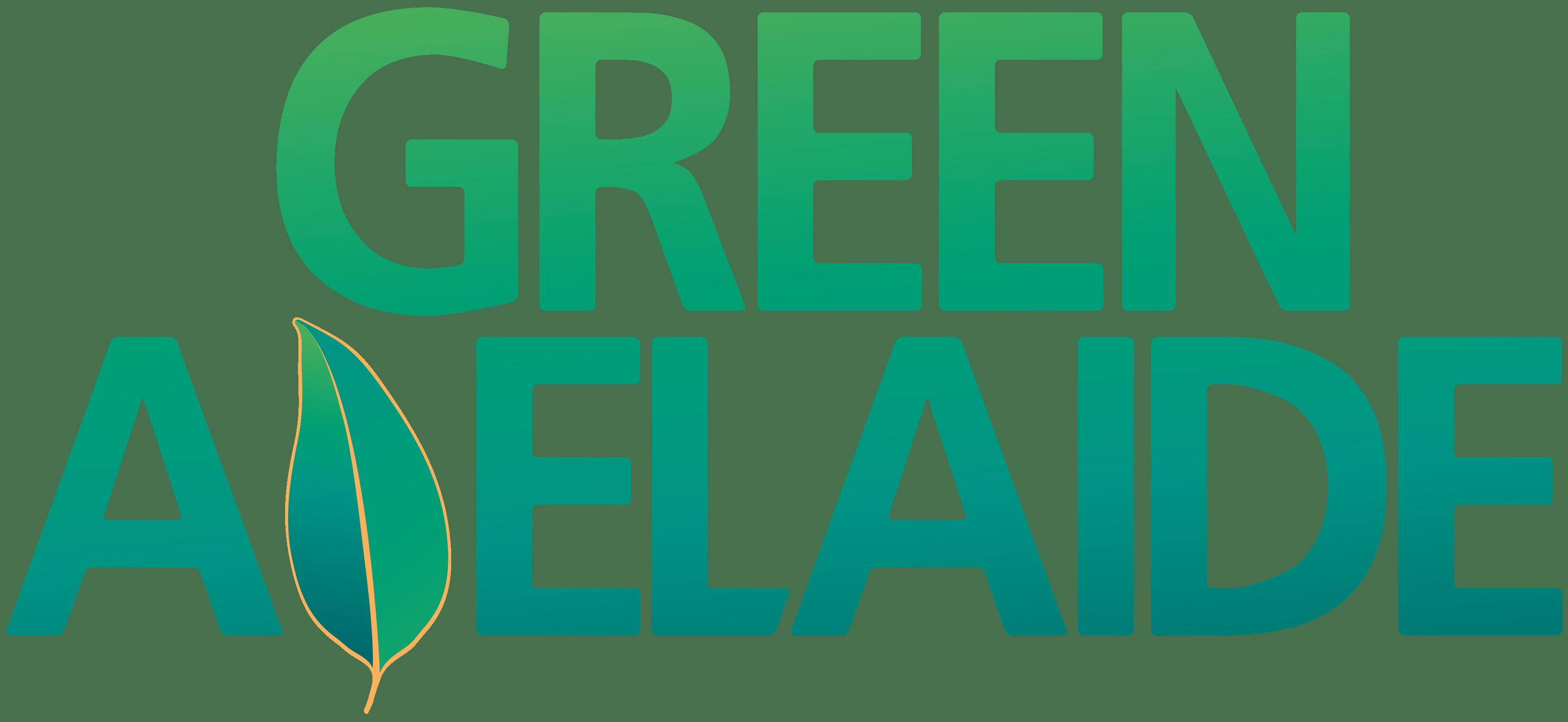 Green Adelaide logo