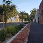 Holland St upgrade 7 - Credit City of West Torrens