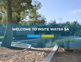 InSite Water Tool home page