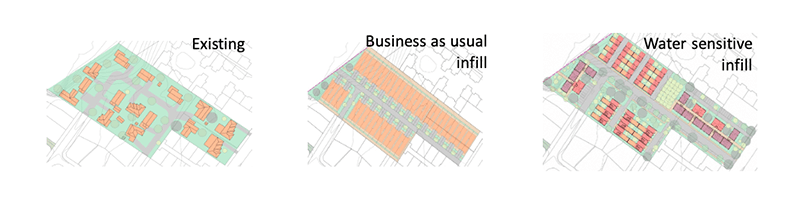 Infill typologies - image