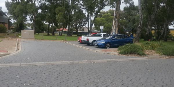 Kegworth Road, Melrose Park - permeable paving