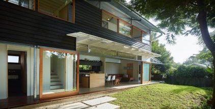 100m2 House