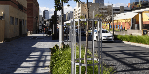Our strategy to mainstream water sensitive urban design