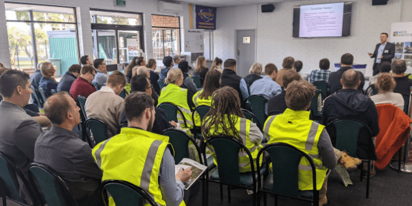 Permeable paving presentations - Simon Beecham