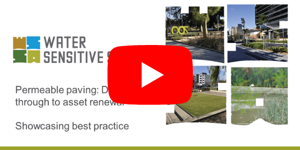 Permeable paving videos