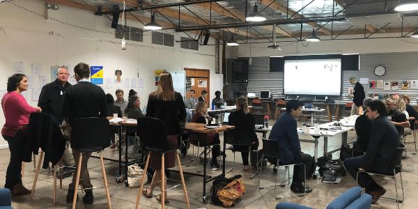 Leadership training 2021