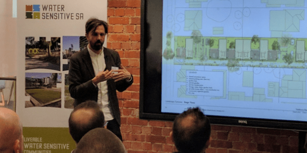 WSUD for small-scale development (residential & commercial)