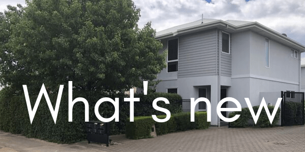 What's new - Cooler, greener Adelaide